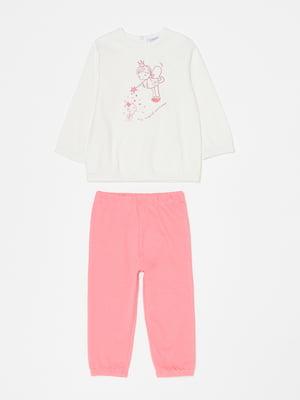 Пижама: лонгслив и брюки | 5583039