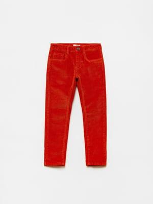 Штани помаранчевого кольору | 5583191