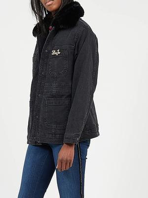 Куртка темно-серая | 5580468