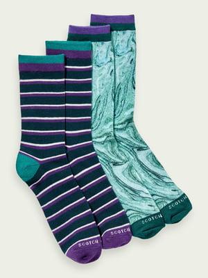 Набор носков (2 пары)   5580528
