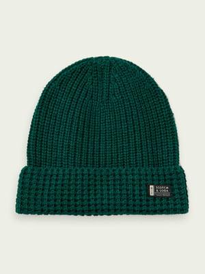 Шапка зелена | 5580531