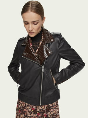 Куртка чорна | 5580569