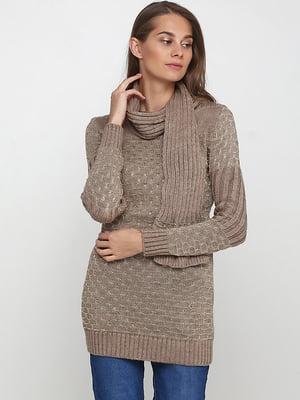 Комплект: туника и шарф | 5584386