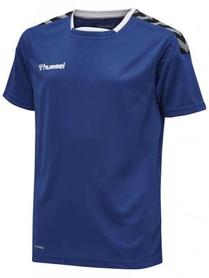 Футболка синяя | 5584502