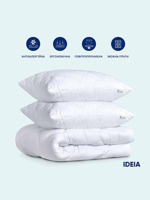 Набор: подушка (2 шт) и одеяло | 5584417