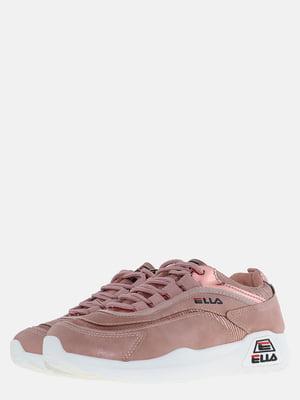 Кроссовки розовые | 5573835