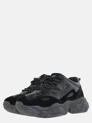 Кроссовки черные | 5573836