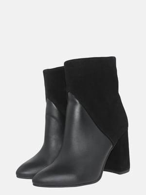 Ботинки черные   5575911