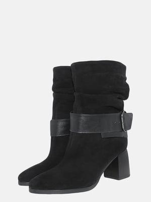 Ботинки черные   5575919