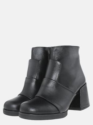 Ботинки черные   5575926