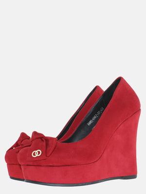 Туфли красные   5579217