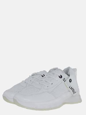 Кроссовки белые | 5580811