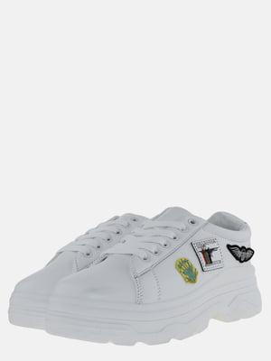 Кроссовки белые | 5580813