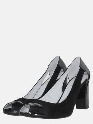 Туфлі чорні | 5580613