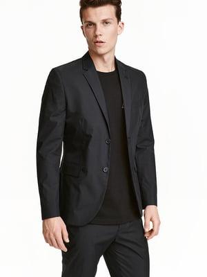 Пиджак черный | 5583959