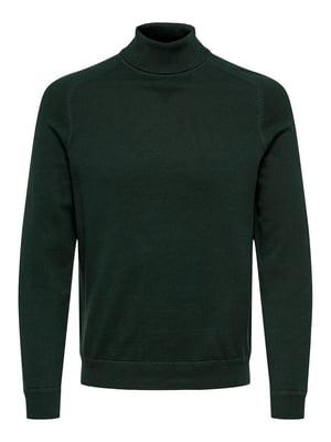Свитер темно-зеленый | 5580783