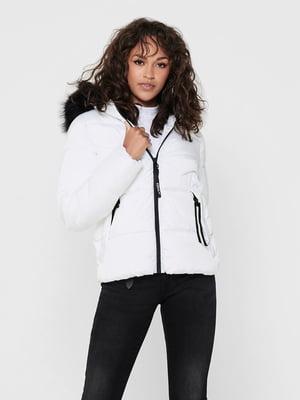 Куртка біла   5580729