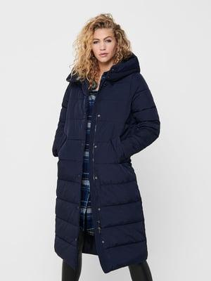 Пальто синее | 5580753