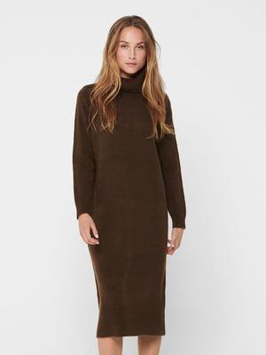 Сукня коричнева | 5569815