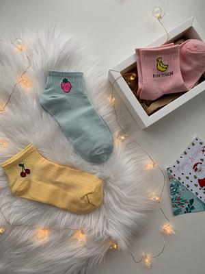 Подарочный набор носков (3 пары) | 5584760