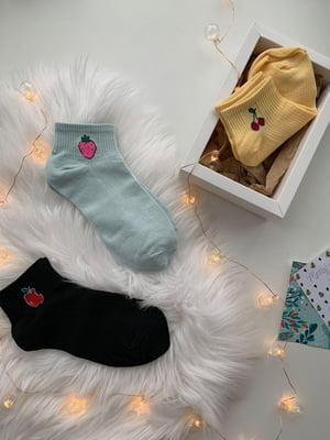 Подарочный набор носков (3 пары) | 5584761
