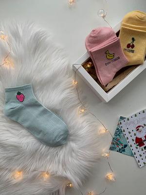 Подарочный набор носков (3 пары) | 5584762