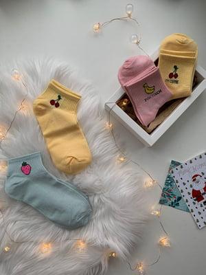 Подарочный набор носков (4 пары) | 5584763