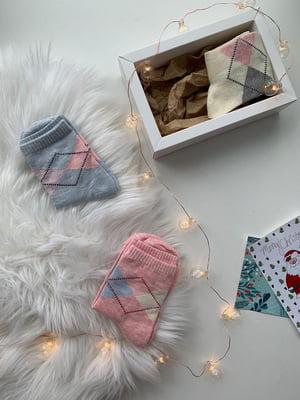 Подарочный набор носков (3 пары) | 5584764