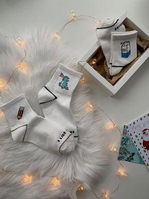 Подарунковий набір шкарпеток (3 пари) | 5584765