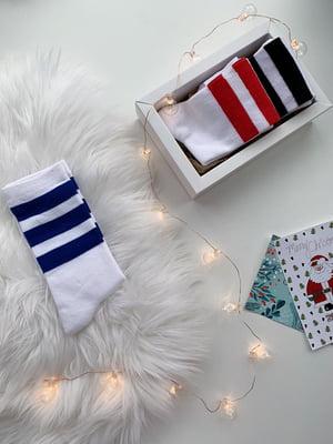 Подарунковий набір шкарпеток (3 пари) | 5584770