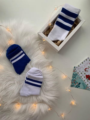 Подарунковий набір шкарпеток (3 пари) | 5584772