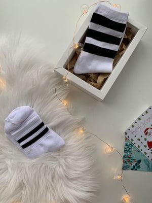Подарунковий набір шкарпеток (2 пари) | 5584780
