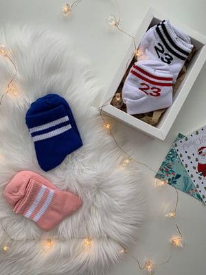 Подарочный набор носков (4 пары) | 5584781