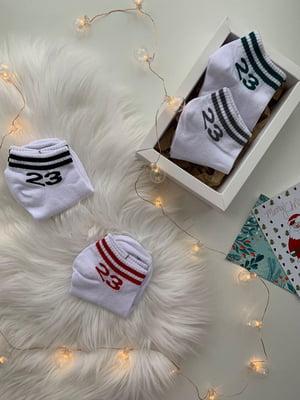 Подарунковий набір шкарпеток (4 пари) | 5584783