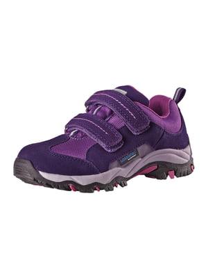 Кроссовки фиолетовые | 5447442