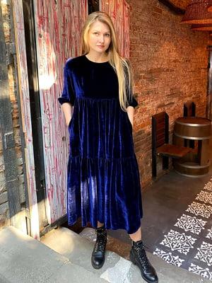 Сукня синя | 5579323