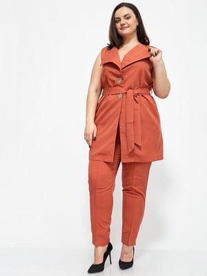 Костюм: жилет и брюки | 5584854