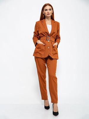 Костюм: жакет и брюки | 5584865