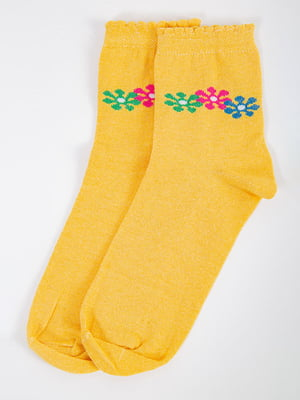 Шкарпетки жовті   5584910