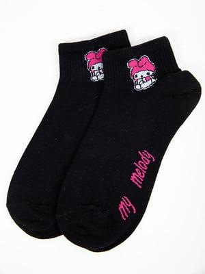 Шкарпетки чорні | 5584952