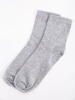 Носки серые | 5584953