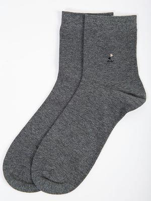 Носки серые | 5584965