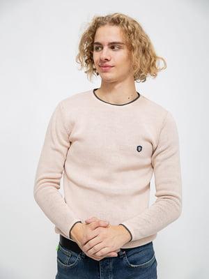 Джемпер светло-розовый | 5585022