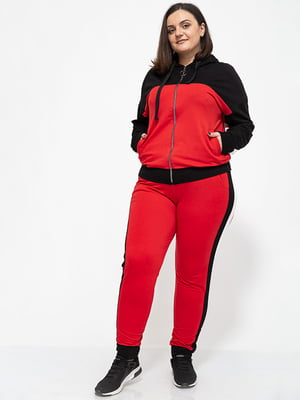 Костюм: толстовка и брюки | 5585035