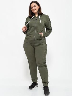 Костюм: толстовка и брюки | 5585039