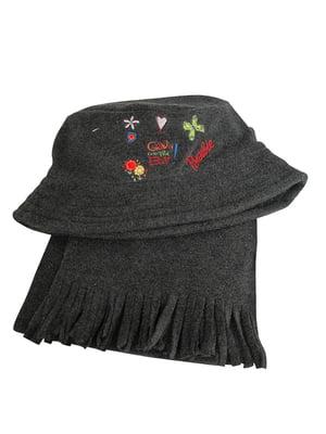 Комплект: шапка и шарф | 5585136