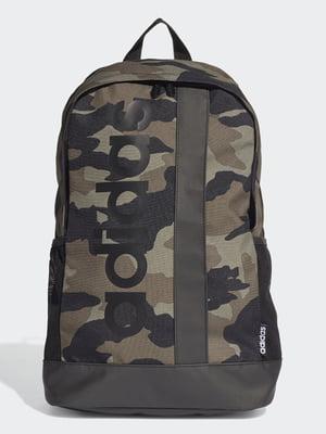 Рюкзак в камуфляжный принт   5579737