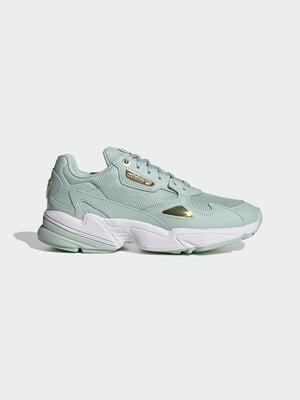 Кросівки м'ятного кольору | 5584692