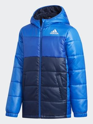 Куртка синя | 5585157
