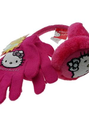 Комплект: наушники и перчатки | 5586624